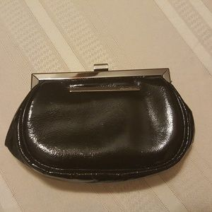 Kenneth Cole New York Leather Clutch